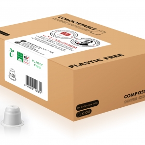 UTZ Colombia - 100 Nespresso Compatible Capsules